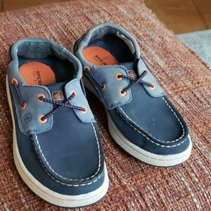 Sperry Top-Sider boys shoes size 12.5